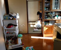 【北九州市門司区】お引っ越しに伴う不要品の回収!ご希望日での対応に、時間の少ないお客様にもお喜びいただけました。