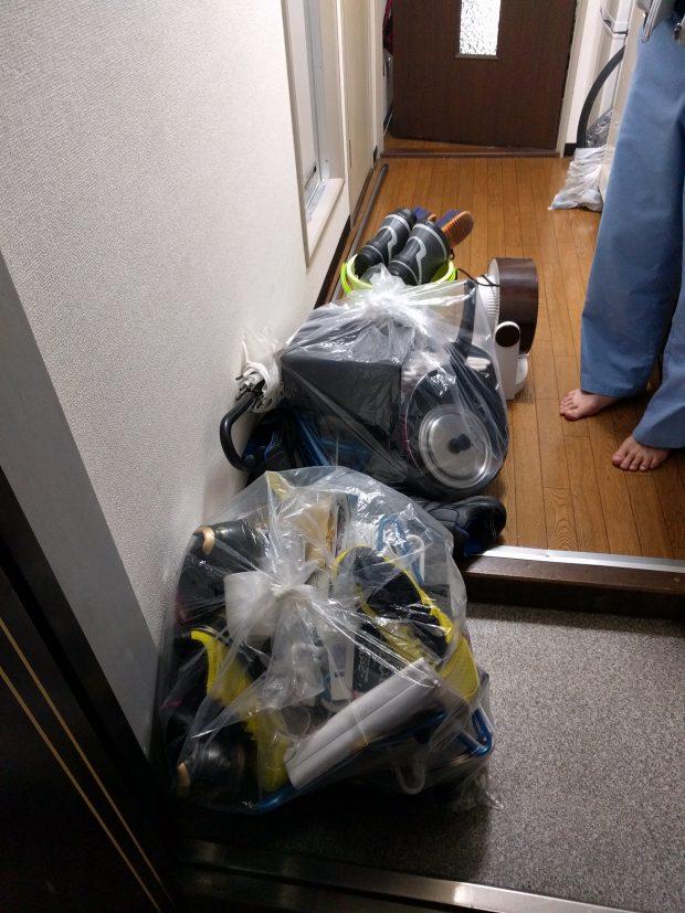 【京都郡苅田町】家庭ごみの回収☆ご希望の日程での対応にご満足いただけました!