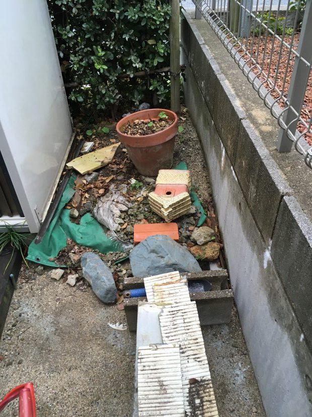 【北九州市】ガーデニング用品の回収☆オペレーターの見積もりよりも料金が安くなりご満足いただけました!