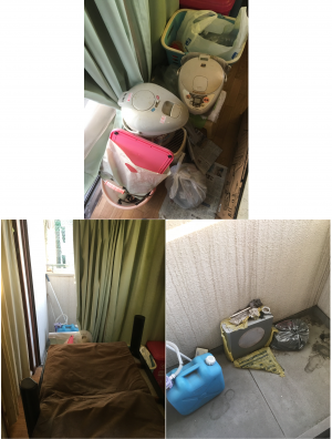 嘉麻市で不用品回収(ポット、ラジカセ、加湿器など)の回収のご依頼 お客様の声