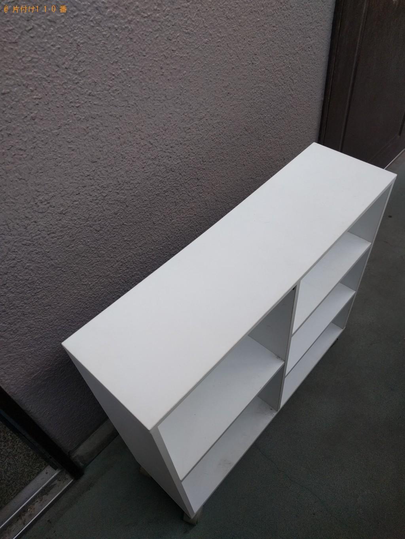 【東川町】本棚の出張不用品回収・処分ご依頼 お客様の声