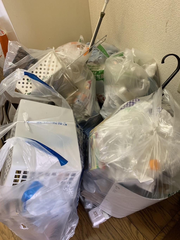【北九州市門司区】引っ越し前に伴う不用品回収☆即日での対応にご満足いただけました!