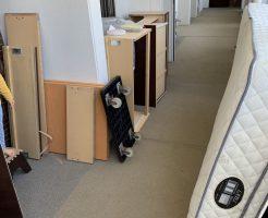 【福岡市博多区】セミダブルベッドの回収ご依頼☆即日希望に対応でき、ご満足いただけました!