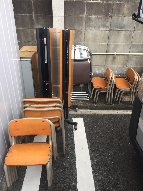 【福岡市中央区】テレビやキャビネットの回収処分ご依頼 お客様の声
