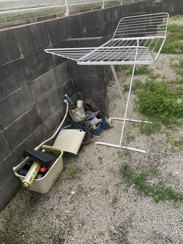 【北九州市小倉南区】洗濯機一点の回収 お客様の声