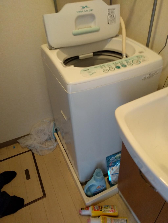 【香春町】冷蔵庫、洗濯機、食器棚の出張不用品回収・処分ご依頼