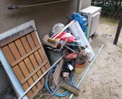 【北九州市小倉南区】軽トラック1台程度の出張不用品回収・処分ご依頼