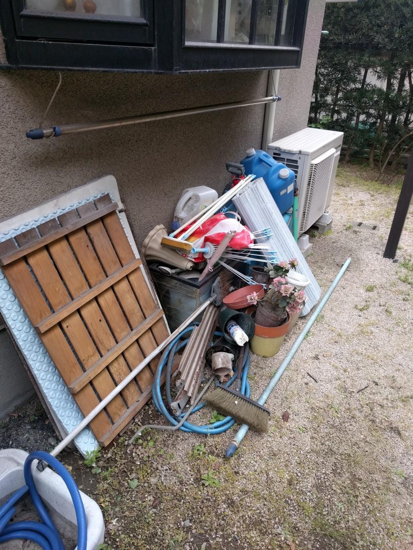 【行田市】遺品整理で軽トラック1台程度の出張不用品回収・処分ご依頼