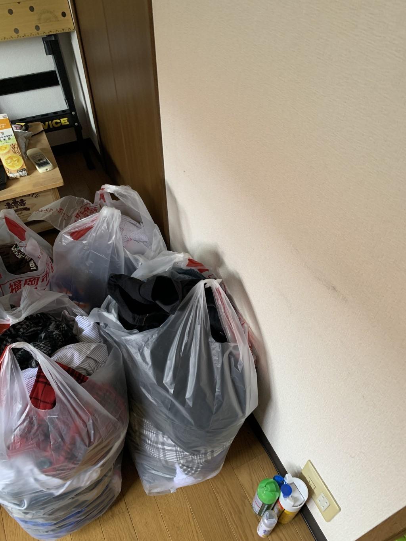 【館山市】遺品整理で軽トラ1台程度の出張不用品回収・処分のご依頼