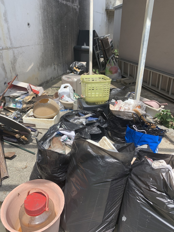 【行田市】遺品整理に伴い家電・家具など不用品回収ご依頼 お客様の声