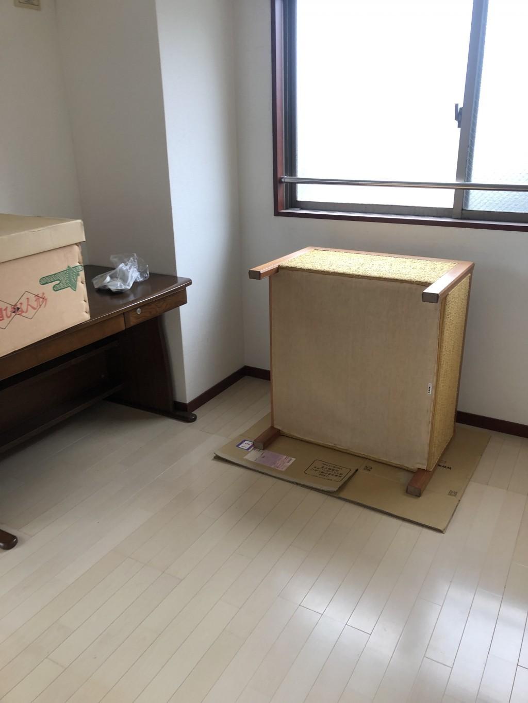 【東松山市】遺品整理に伴い2トントラック1台程度の出張回収・処分ご依頼