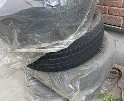 【遠賀郡岡垣町】タイヤの出張不用品回収・処分ご依頼 お客様の声