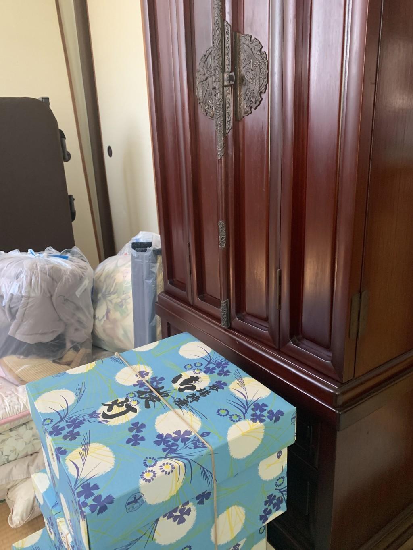 【北九州市八幡西区】仏壇、布団、家庭ごみの回収 お客様の声