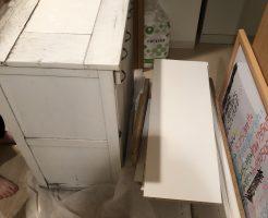【北九州市八幡西区】収納棚、植木鉢の回収・処分 お客様の声