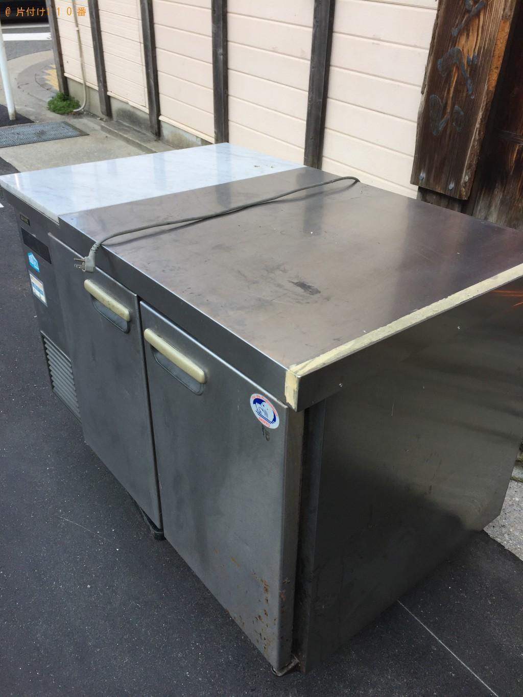 【福岡市博多区】業務用冷蔵庫の不用品回収・処分ご依頼 お客様の声