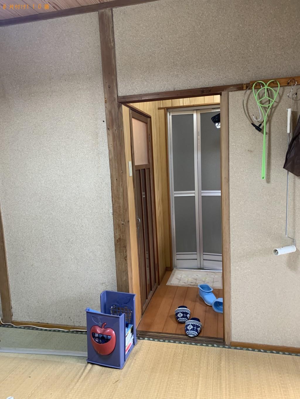【北九州市】一軒家と倉庫の家財道具一式の処分 お客様の声