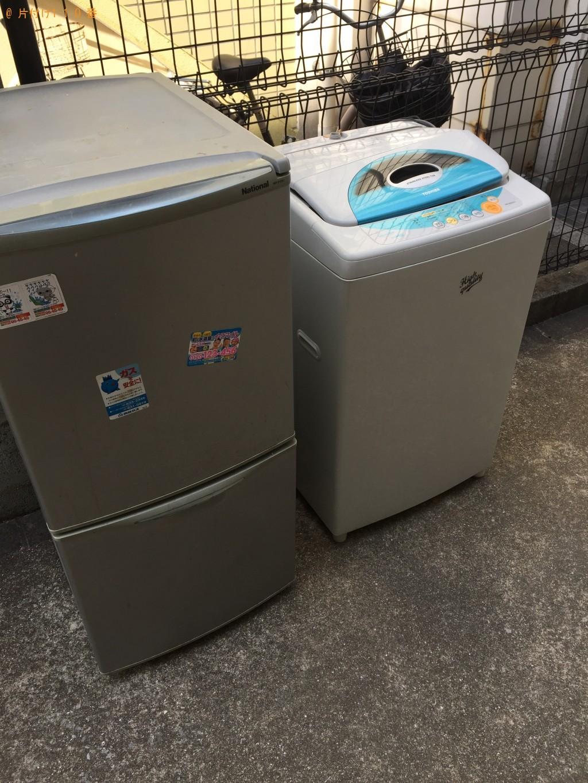 【富里市】遺品整理に伴い冷蔵庫などの出張不用品回収・処分ご依頼