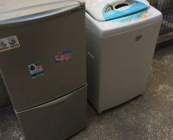 【福岡市博多区】冷蔵庫、洗濯機の出張不用品回収・処分ご依頼