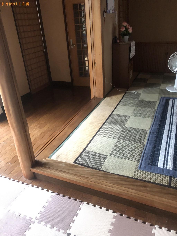 【苅田町】ソファ、洋服タンスの回収・処分 お客様の声