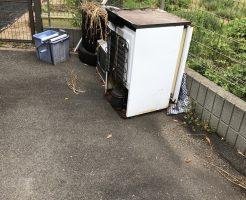 【北九州市門司区】冷蔵庫、ベッド、タイヤの回収・処分 お客様の声