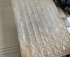 【福岡市博多区】ベッドマットレスの出張不用品回収・処分ご依頼
