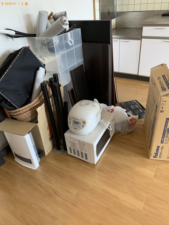【富士見市】冷蔵庫、洗濯機、電子レンジなどの出張不用品回収・処分ご依頼