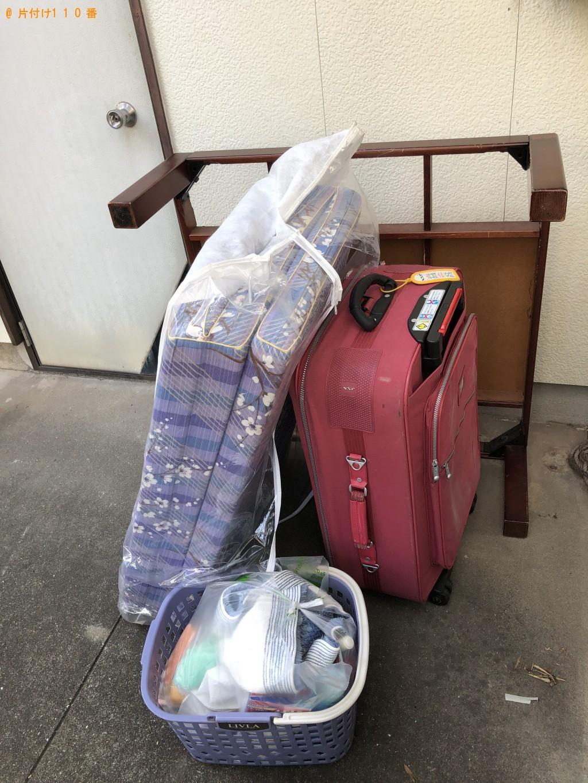 【北九州市小倉北区】神棚等の回収・処分 お客様の声