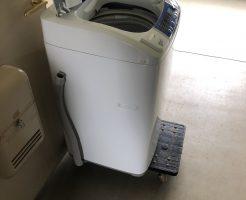 【北九州市八幡西区】洗濯機と折り畳みベッドの処分 お客様の声