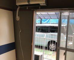 【北九州市小倉南区】エアコンの回収 お客様の声
