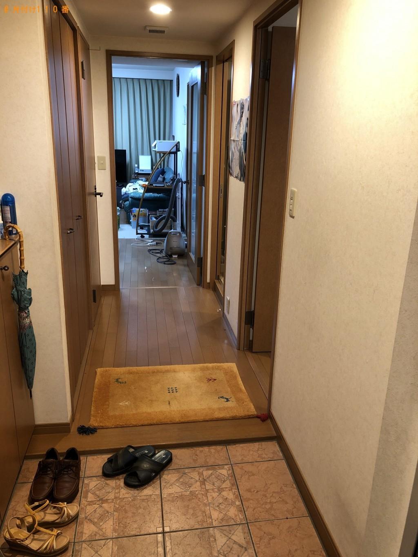 【北九州市】トースター、ファンヒーター、レンジ台等の回収・処分 お客様の声