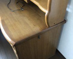 【北九州市若松区】本棚と学習机の回収・処分 お客様の声
