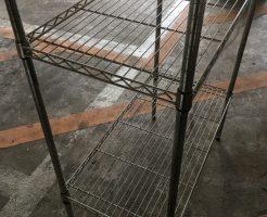 【北九州市小倉北区】メタルラックの回収・処分 お客様の声