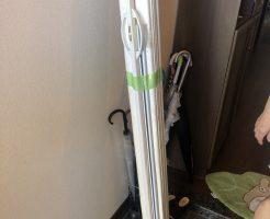 【北九州市小倉北区】衣装ケース、アコーディオンカーテンの回収・処分 お客様の声