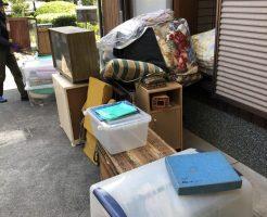 【田川郡大任町】2トントラック1台分程度の出張不用品回収・処分ご依頼