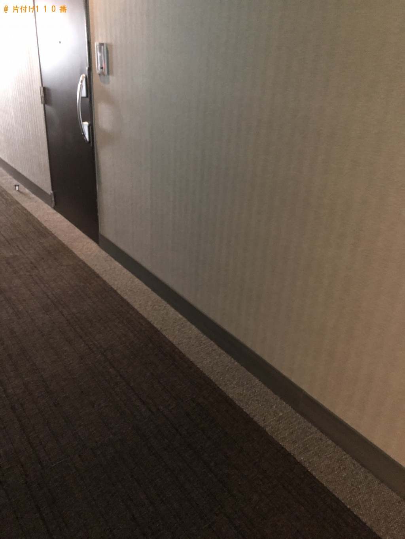 【北九州市小倉北区】シングルベッドマットレス2点の回収・処分 お客様の声