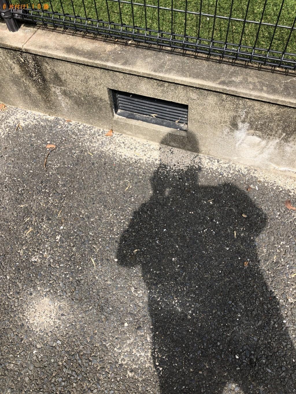 【北九州市八幡西区】ソファーとキャットタワーの回収・処分 お客様の声