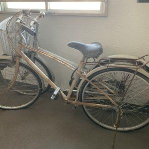 【福岡市中央区】自転車1点の回収・処分 お客様の声