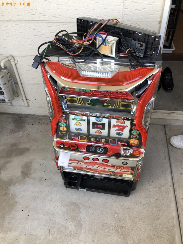 【飯塚市】パチスロ機1点の回収・処分 お客様の声