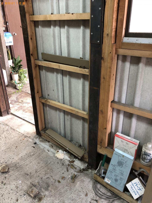 【北九州市小倉北区】金庫の回収・処分 お客様の声