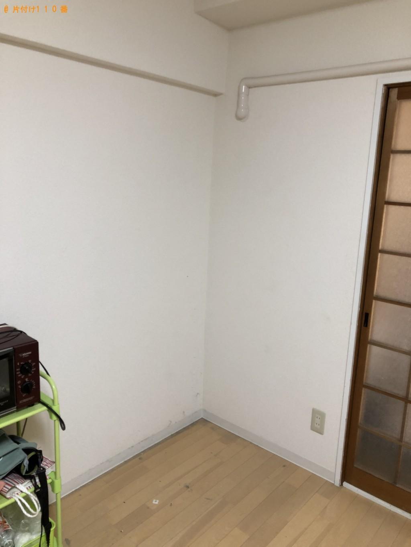 【北九州市若松区】整理ダンスと食器棚の回収・処分 お客様の声