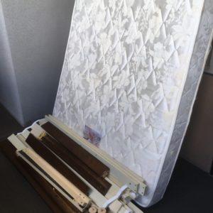 【北九州市八幡西区】ダブルベッドマットレス1点の回収・処分 お客様の声