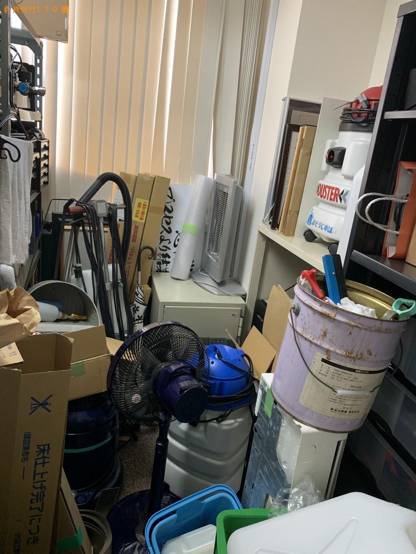 【富里市】収納ケース、ポリタンク、洗濯洗剤等の回収・処分 お客様の声