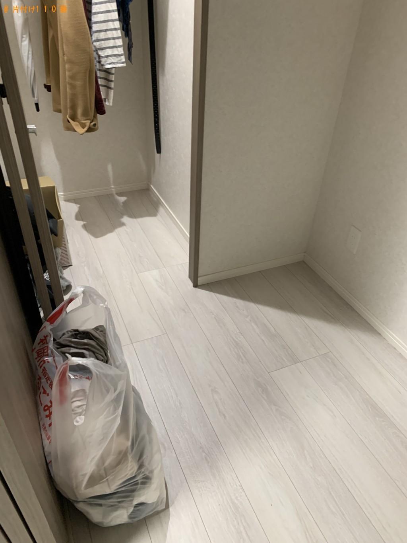 【福岡市博多区】シングルベッドマットレス、シングルベッドフレーム、布団等の回収・処分 お客様の声