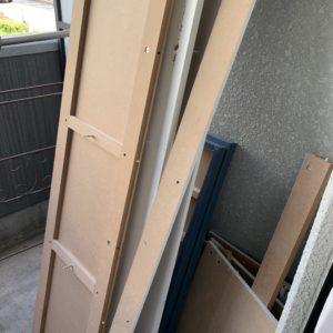 【福岡市博多区】シングルベッド枠回収のご依頼 お客様の声
