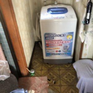 【中間市】冷蔵庫、洗濯機の出張不用品回収・処分ご依頼