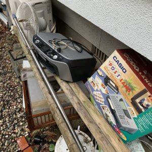 【福岡市東区】オーブンレンジ、チェスト、プリンタなどの回収・処分