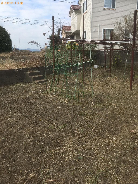 【中間市】ご自宅の草刈りのご依頼 お客様の声