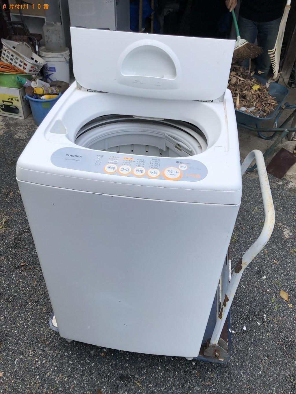 【行橋市】洗濯機、婚礼ダンスの回収・処分ご依頼 お客様の声