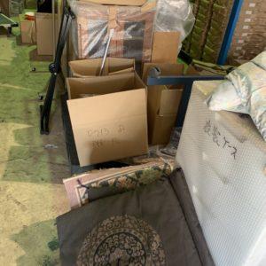 【福岡市】時計、座布団、椅子、ダンボール等の回収・処分ご依頼