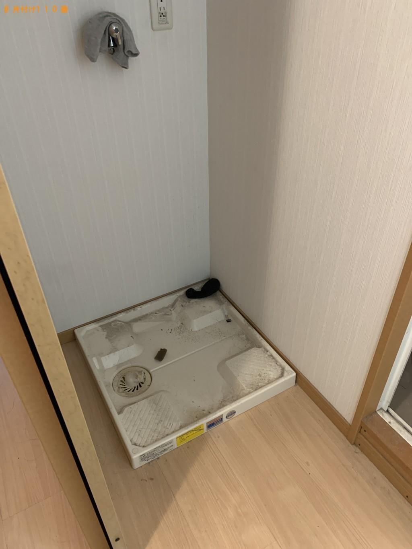 【銚子市】遺品整理で冷蔵庫、洗濯機、ローテーブル、衣装ケース等の回収
